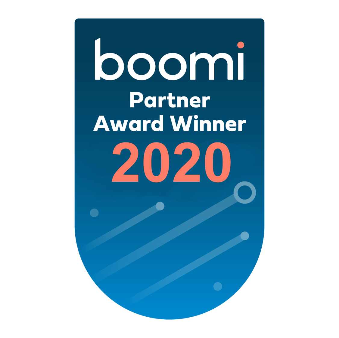 Boomi Partner Award